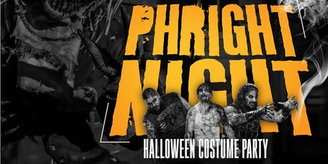 PHright Night Halloween Costume Party tickets