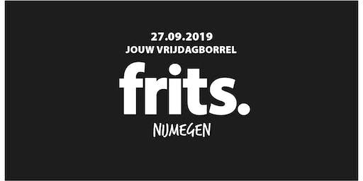 Frits vrijdagborrel Nijmegen