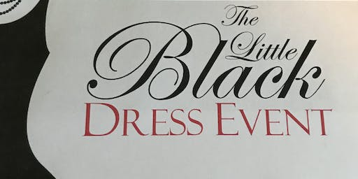 2019 Little Black Dress Event benefiting Dress For Success Memphis