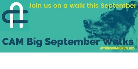 CAM Big September Walk - Writtle University College tickets