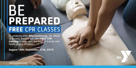 Free CPR Training tickets