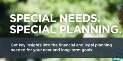 Financial & Estate Planning for Families with Special Needs