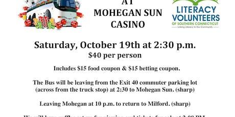 Bus to Mohegan Sun tickets