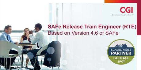 SAFe Release Train Engineer 4.6 Course with RTE Certification  tickets