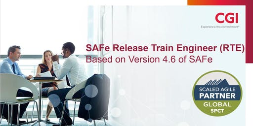SAFe Release Train Engineer 4.6 Course with RTE Certification