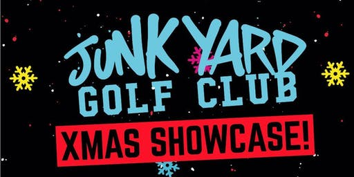 Junkyard Golf Club Christmas Showcase!