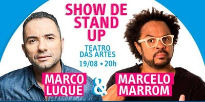 Encontros GRAACC Show de Stand Up : Marco Luque e