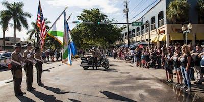 40th Annual Veteran's Day Parade