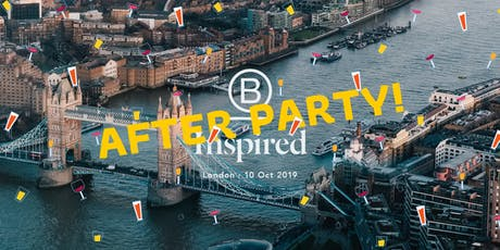 B Inspired: Exclusive Community After Party tickets