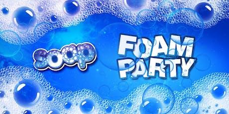 SOAP Bucks / Foam Party tickets