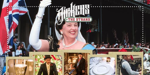 The Dickens Feast & Salute to the Queen : Dickens on The Strand