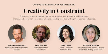 Creativity in Constraint tickets