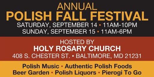 Polish Fall Festival
