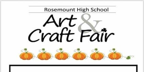 RHS Fall Art and Craft Fair tickets
