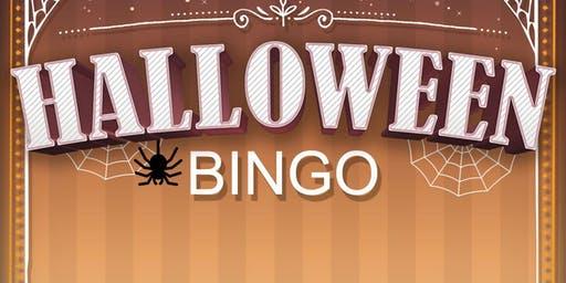 Halloween BINGO at Vazzano's Four Seasons Banquet