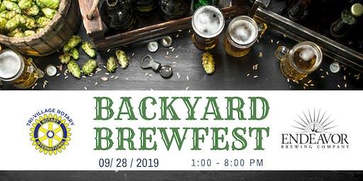 Backyard Brewfest
