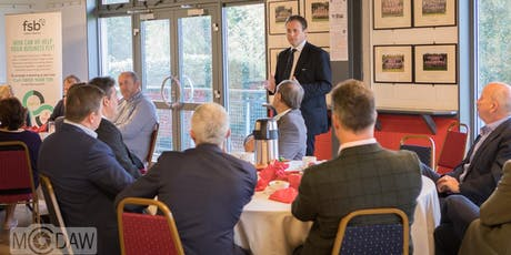Tonbridge Business Breakfast  tickets