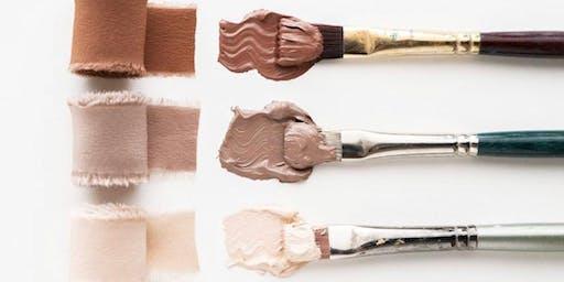 Taller de maquillaje de verano