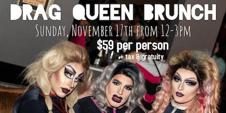 Drag Queen Brunch tickets