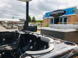 Hydropool Bristol Official Showroom Opening