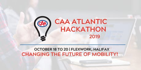 CAA Atlantic Hackathon 2019 tickets