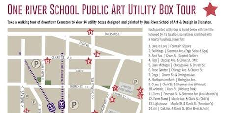Utility Box Art Walking Tour tickets