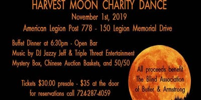 Harvest Moon Charity Dance