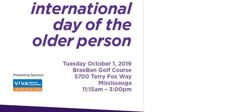 2019 International Day of the Older Person tickets