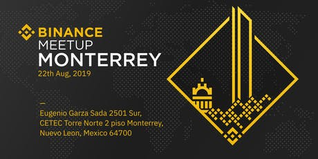 Binance Meetup Monterrey entradas
