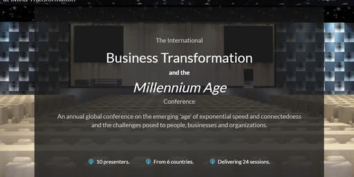 2019 International Business Transformation and the Millennium Age