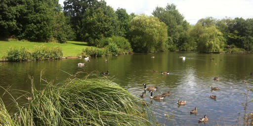 Park and Heritage Walk: Braunstone Park and Hall