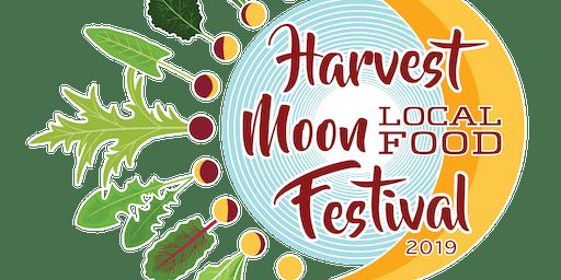 Harvest Moon Local Food Festival - Berry Identification Walk