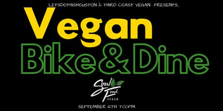 Vegan Bike & Dine to  Soul Food Vegan tickets