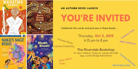 Chitra Soundar's Book Launch tickets