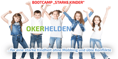 "OKERHELDEN Selbstbehauptungs-Bootcamp \""Starke Kinder\"""