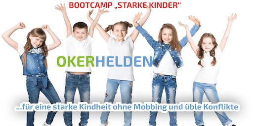 "OKERHELDEN Selbstbehauptungs-Bootcamp ""Starke Kinder"""