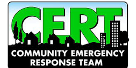Community Emergency Response Team (CERT) 2020 Academy Cupertino tickets