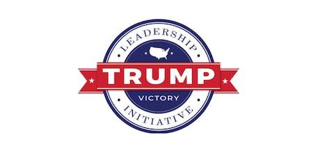 Trump Republican Leadership Initiative Voter Registration Training tickets