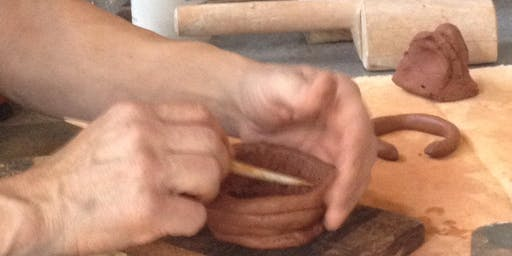 Handbuilt Clay Bowls- FREE Drop In and Create