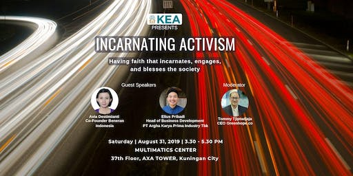 KEA Big Group: Incarnating Activism
