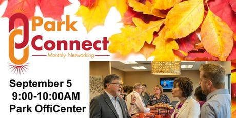 Park Connect Monthly Networking tickets