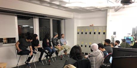 Coding Bootcamp Alum Q&A Panel with Fullstack Academy & Grace Hopper Program Grads (NYC) tickets