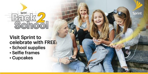 Back to School Party and Giveaways