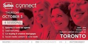 Sutton Fall Connect 2019 - Toronto