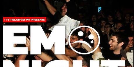 Emo Night Sacramento @ Holy Diver tickets