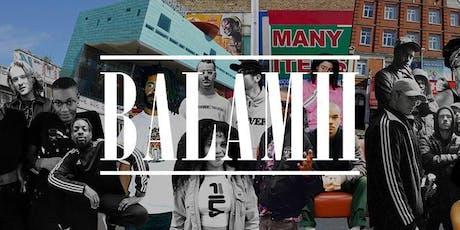 Balamii Weekender tickets