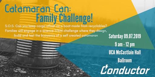 Catamaran Can: Family Challenge!