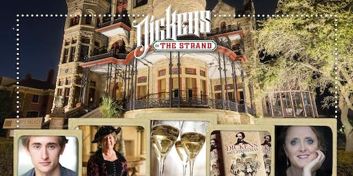 Dickens Meet 'n Greet & Champagne Reception : Dickens on The Strand