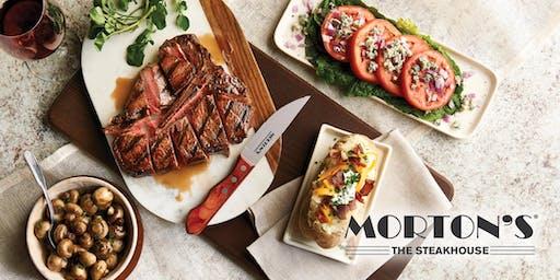 Uncle Nearest Premium Whiskey Dinner - Morton's Nashville