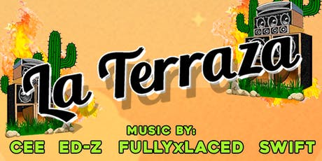 La Terraza @ Treehouse Rooftop Lounge tickets